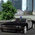 san andreas police simulator icon