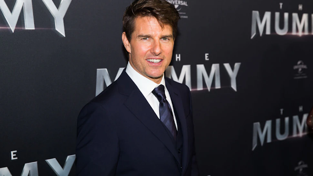 Tom Cruise Reportedly Returns Three Golden Globes As Hollywood Diversity Crisis Continues