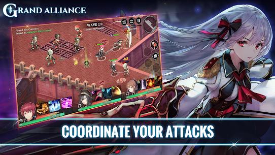 Grand Alliance MOD (Auto Win) 1