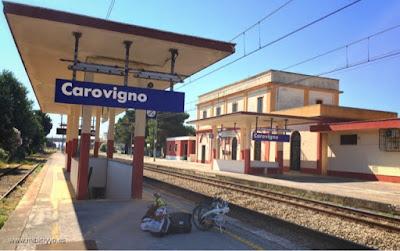 Estacion Carovigno Brompton y Dahon