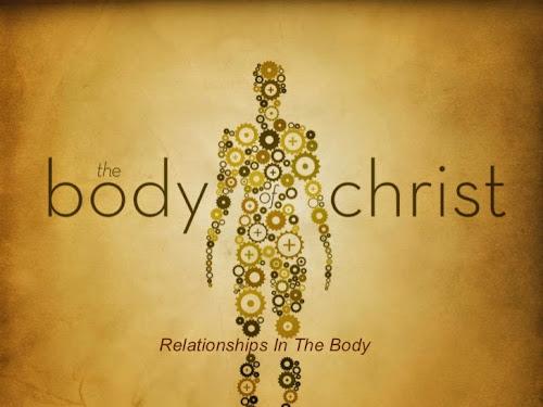 Hội Thánh là thân thể Đấng Christ