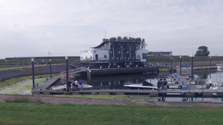 De haven van Oude Schild