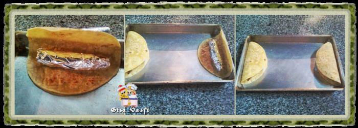Tortilhas durinhas