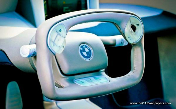 Funny Steering Wheels - BMW Z22 Concept