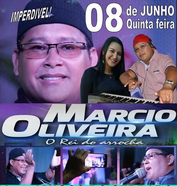 Nesta quinta-feira (08), tem Marcio Oliveira na associação Amigos do Cerrado em Anapurus.