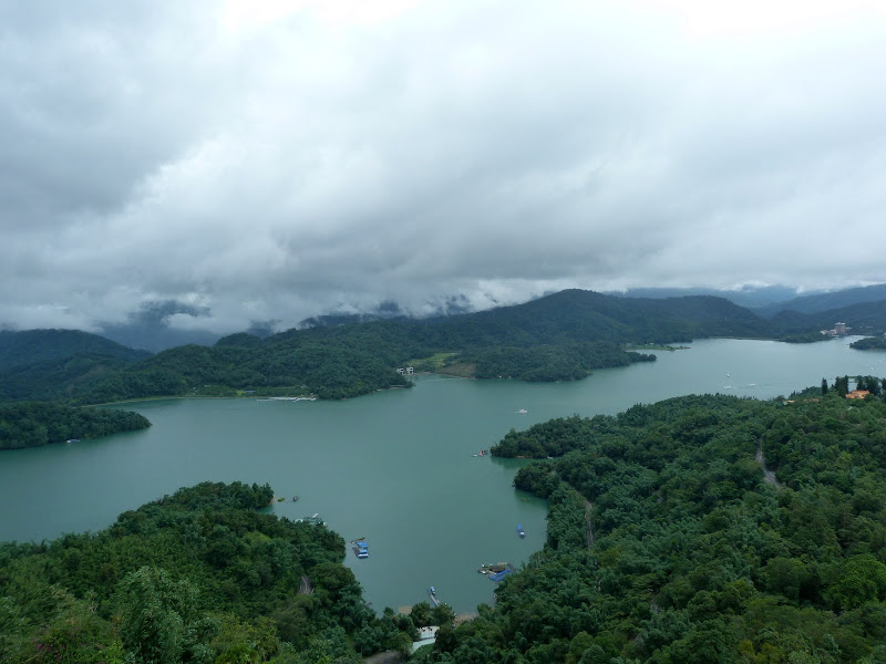 PULI . De Puli a Sun Moon Lake et un village Thao .J 6 - P1150807.JPG