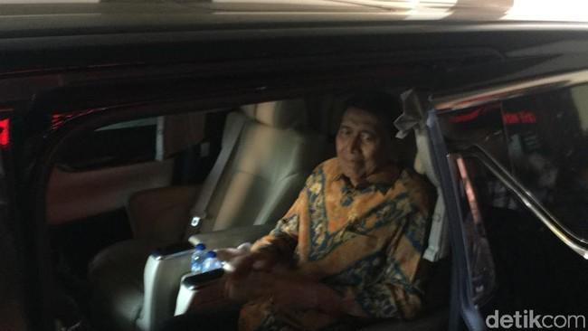 Wiranto Tinggalkan RSPAD ke Kantor: Terus Terang Saya Membolos