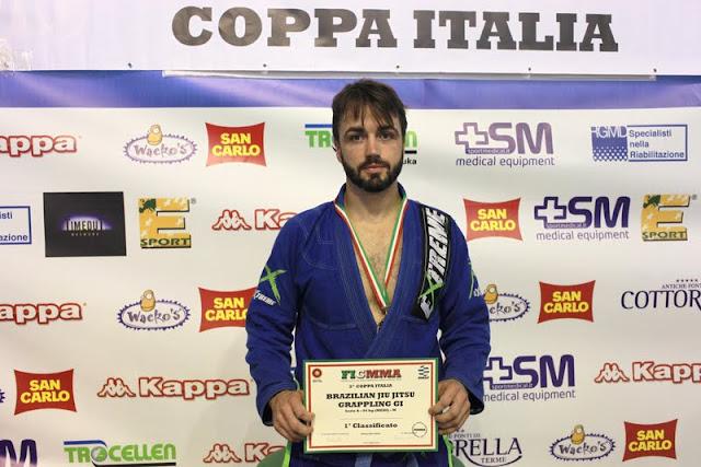 Risultati 3 Coppa Italia di BJJ/Grappling GI - 8 Novembre 2015 9