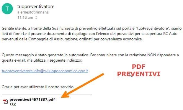 preventivo-assicurazione