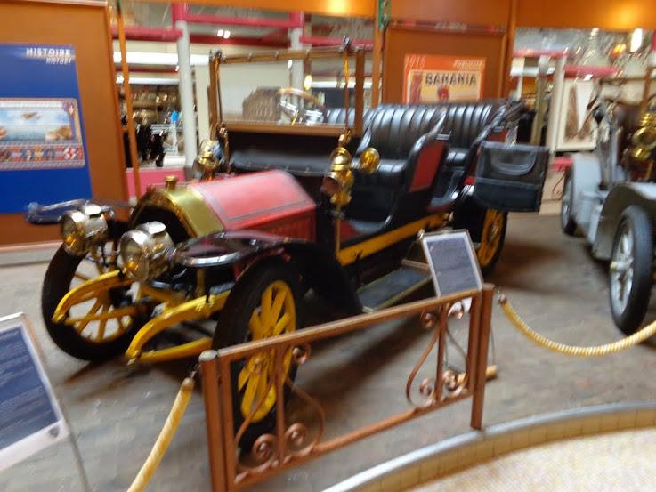 Musée de l'aventure Peugeot à Sochaux DSC01158