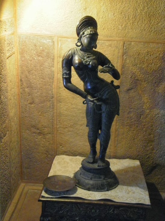 Parvati the consort of Shiva