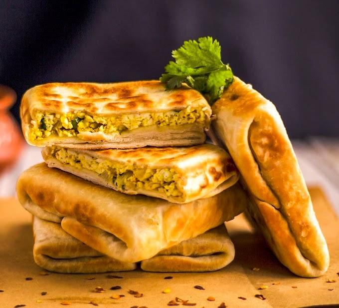 Paneer Lifafa Paratha Recipe | Breakfast Care