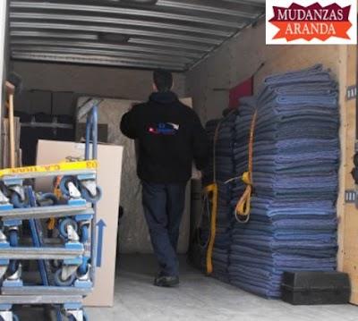 Empresas de transportes en Peñaranda de Duero