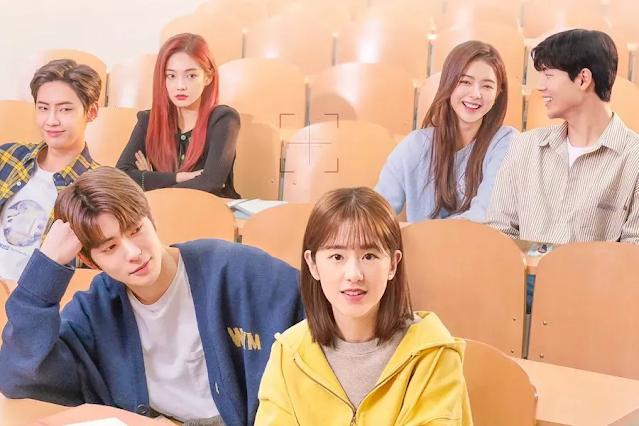 Drama Dear.M lakonan Park Hye-su (Kdrama 2021)