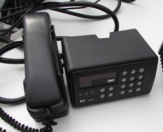PYE M4000 RAIDOPHONE Control unit and handset