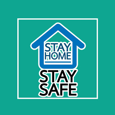 stay home stay safe whatsapp DP image download 2021, status, quotes