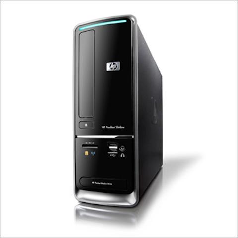 HP Pavilion Slimeline S5350 くそったれPC