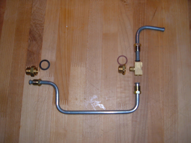 Dual Quad fuel lines, with fittings 99.00 or without fittings... 75.00.
