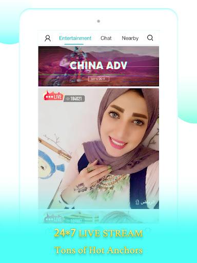 7Nujoomu2013 Live Stream Video Chat & Random Chat Room 5.9.1 screenshots 18