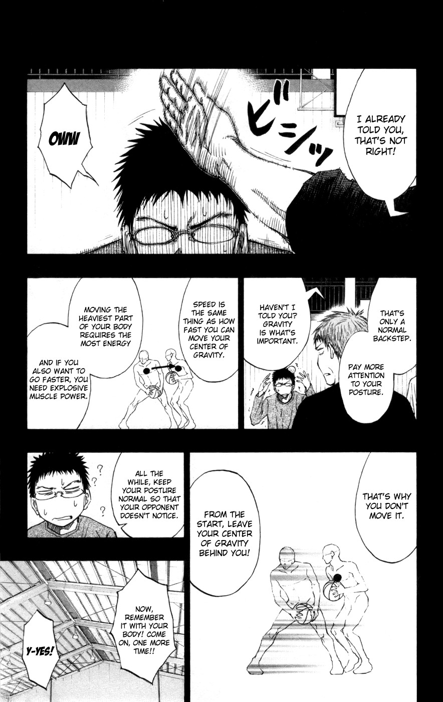 Kuroko no Basket Manga Chapter 118 - Image 4_007