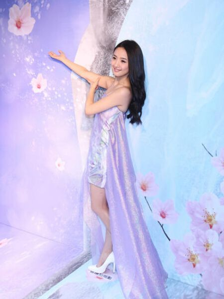 Ariel Lin China Actor