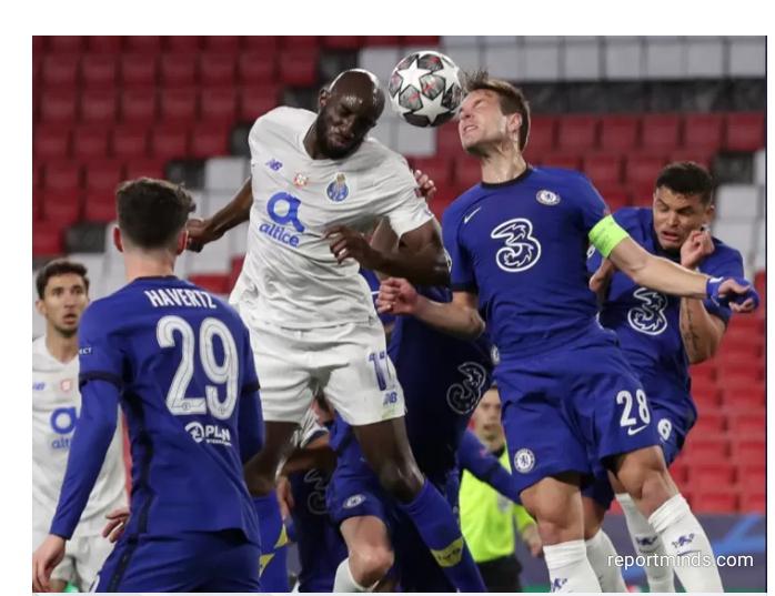 UEFA Champions League: Porto defeated Chelsea as Taremi nets late overhead kick but Chelsea qualify on 2-1 aggregate (Highlights) 2020-2021