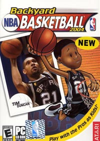 Backyard Basketball 2004 - Review By Steven Winslow
