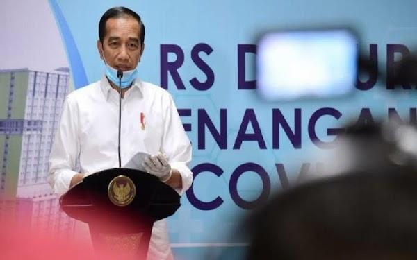 Jokowi Bisa di Makzulkan Karena Perppu Reformasi Sistem Keuangan!