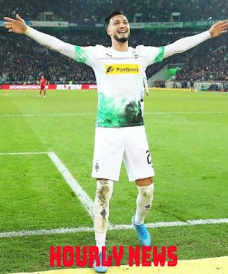 بن سبعيني يسجل أول أهدافه في دوري أبطال أوروبا في مرمى إنتر ميلان