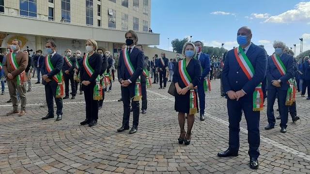 Giuseppe Falcomatà: Quattrocento fasce tricolori. Ciao Presidente!