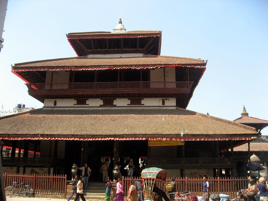 Kasthamandap Temple, Durbar Square, Kathmandu