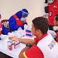 Menerapkan Protokol Kesehatan, KONI Sumbar Lakukan Rapid Test Bagi Seluruh Atlet Lolos PON Papua