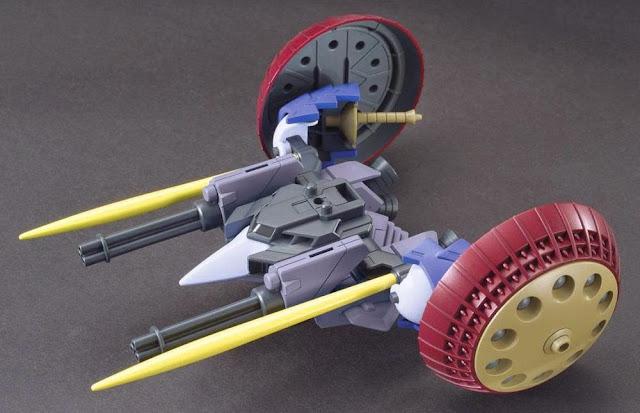 Vũ khí Gundam HG Build Custom 013 Valuable Pod tỷ lệ 1/144
