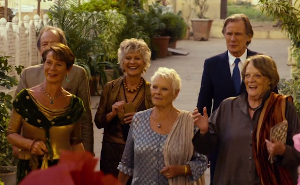 New Trailer for 'The Second Best Exotic Marigold Hotel'