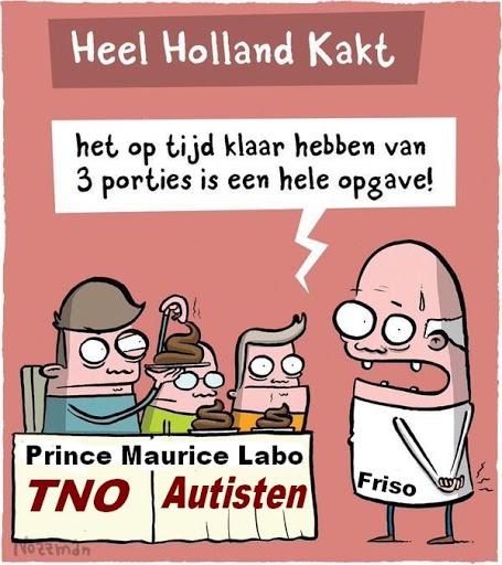 heel holland kakt TNO pyrotechniek explosieven vuurwerk autisten