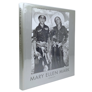 Mary Ellen Mark SIGNED 'American Odyssey: 1963-1999' Book