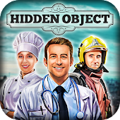 Hidden Object - I Love My Job