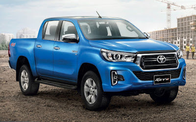 2018 Toyota Hilux Revo