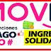 ¿Cómo puedo obtener Ingreso Solidario y otras subvenciones de MOVii?