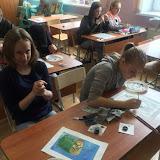 Арт-занятия в нашей школе