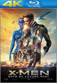 X-Men - Dias de um Futuro Esquecido 4K BluRay  2160p Dual Áudio