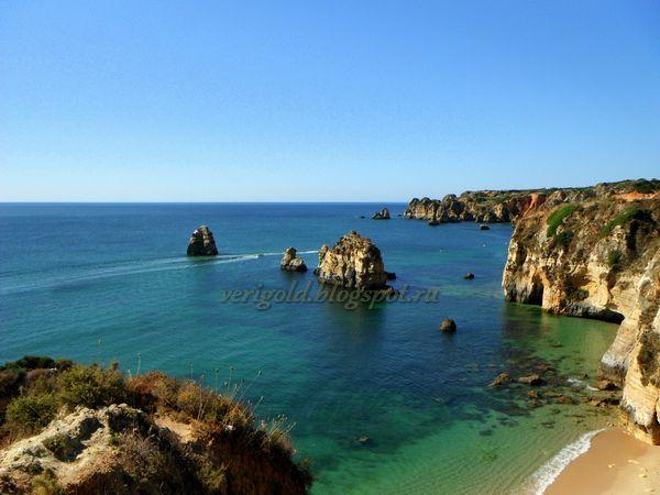 Сколько стоит летний отдых в Алгарве, Португалия