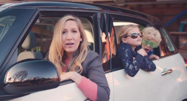 The Motherhood — The Mum Rap and a Fiat 500L
