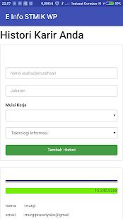 Download E-Info STMIK Widya Pratama Pekalongan For PC Windows and Mac apk screenshot 2