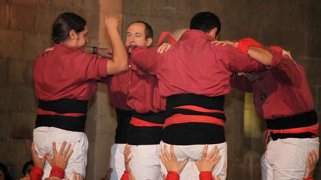 XVI Diada dels Castellers de Lleida 23-10-10 - 20101023_140_5d7_CdL_Lleida_XVI_Diada_de_CdL.jpg