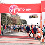 OIC - ENTSIMAGES.COM - Marathon runners at the  Virgin Money London Marathon on Blackheath in London, England. 24th April 2016 Photo Mobis Photos/OIC 0203 174 1069