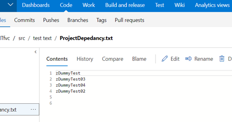 Chaminda's DevOps Journey with MSFT: Getting Content of a File in