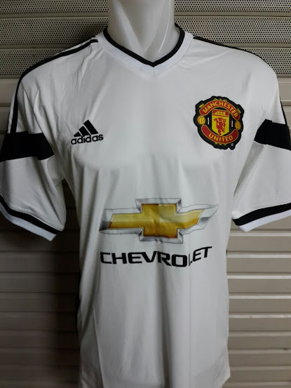 Jual Jersey Manchester United Away 2015-2016