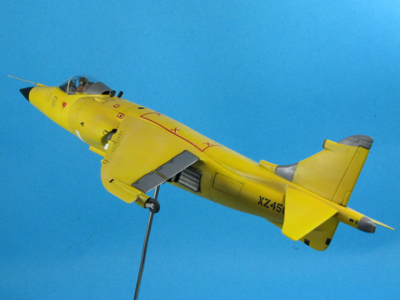 Matchbox Sea Harrier