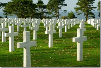 normandy-d-day-cemetery-omaha-beach